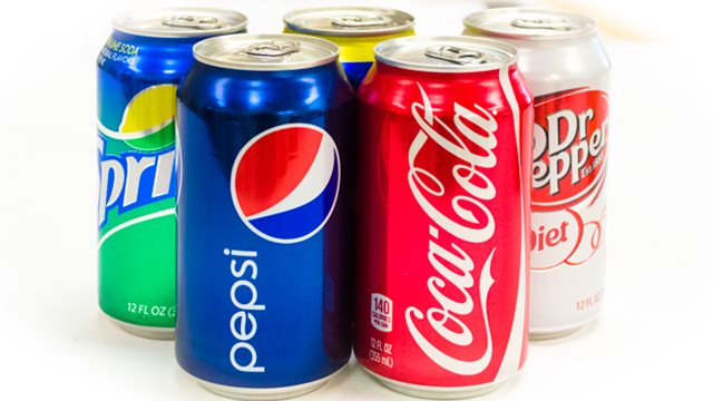 Top Carbonated Soft Drinks