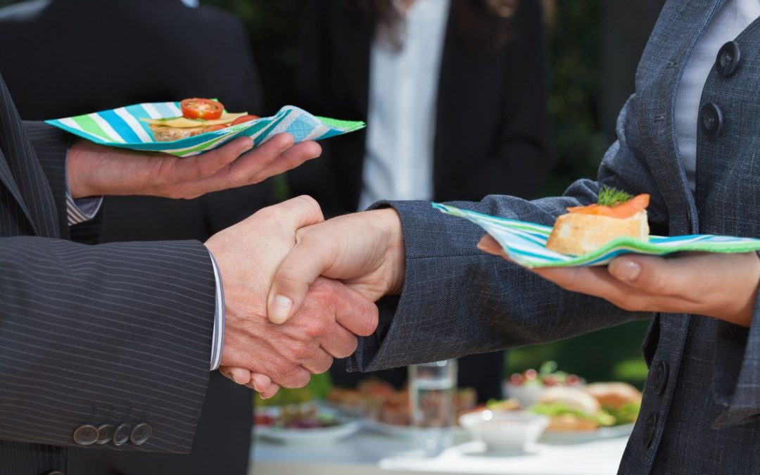 Cater Your Client Breakfast, Lunch, and Dinner