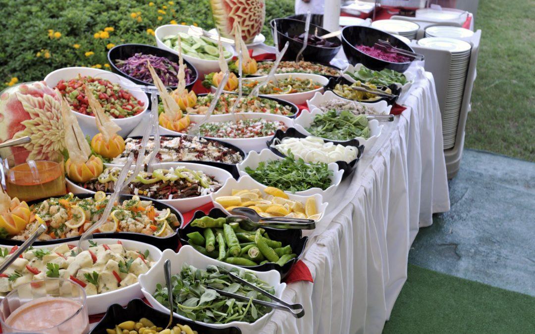 Fresh and Seasonal Catering