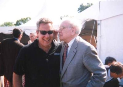 John and Jimmy Buffet