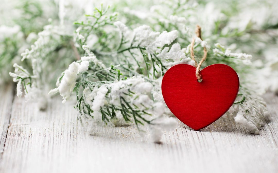 Winter Wedding Dishes and Decorations