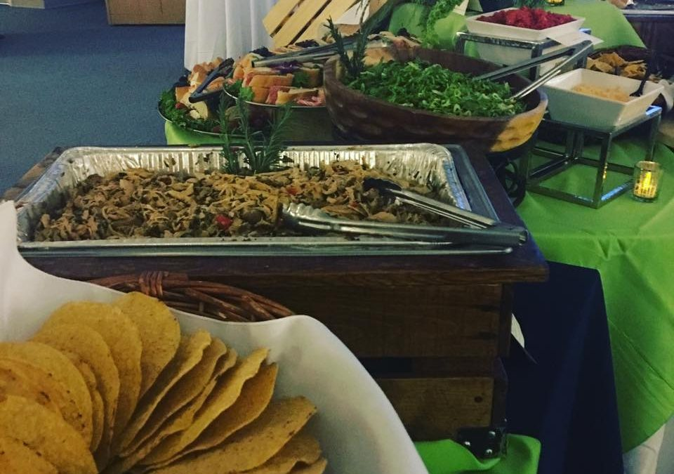 Catering Tailored to Your Corporate Event