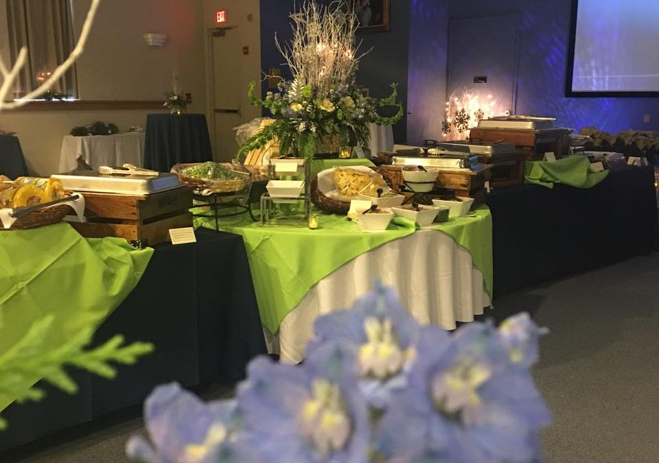 Catering Takes the Stress Out of Party Planning