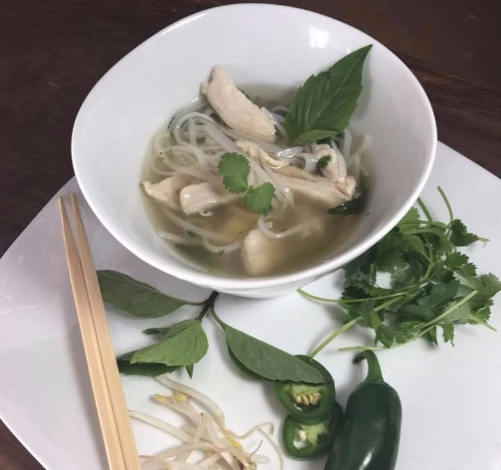 Putting Pho on Your Catering Menu