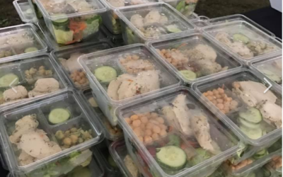 Cater Boxed Lunches to Your Corporate Event