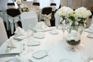 Wedding catering service options