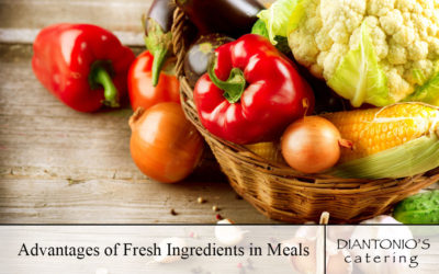 Advantages of Fresh Ingredients in Meals