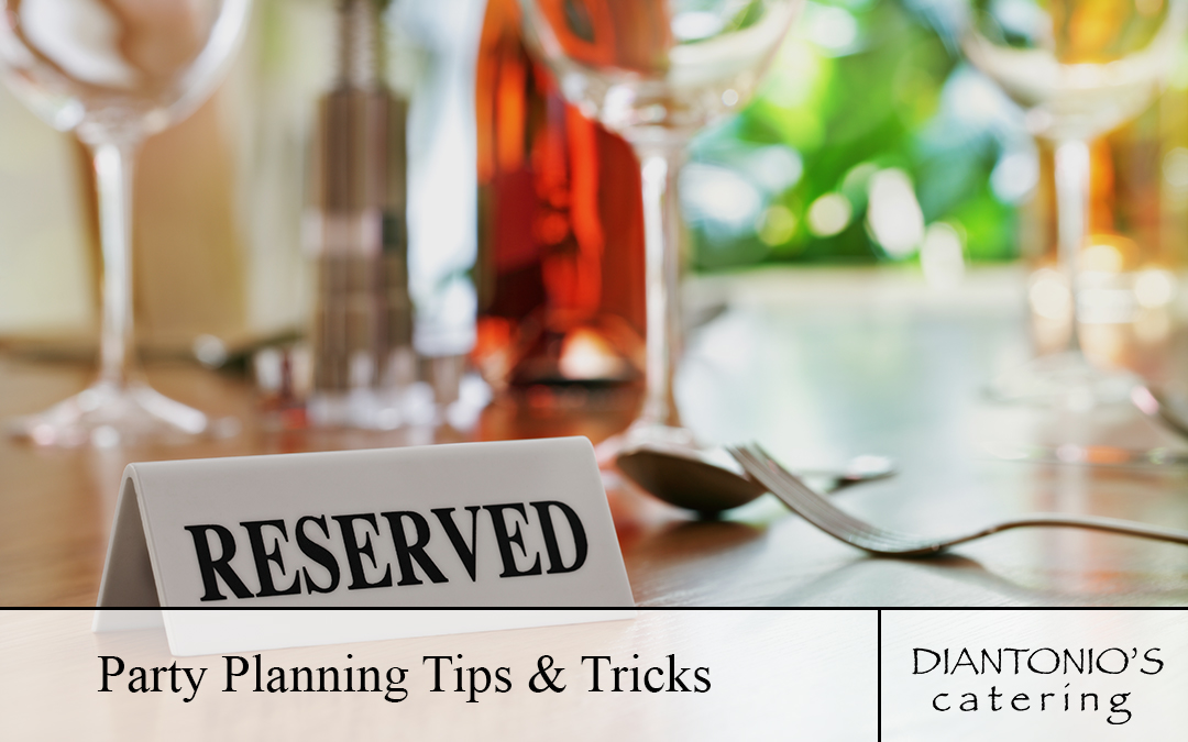 Party Planning Tips & Tricks