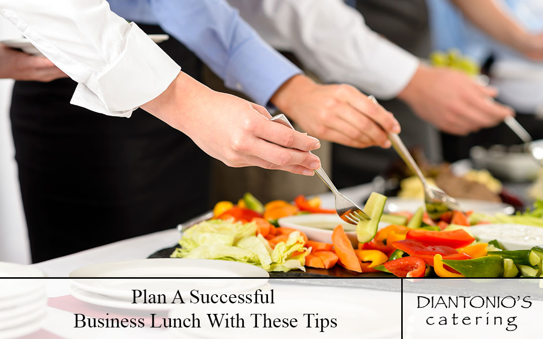 Plan A Successful Business Lunch With These Tips